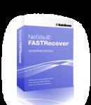 netvault fast recover bakbone
