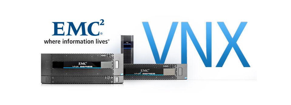 EMC VNX SAN Storage Family