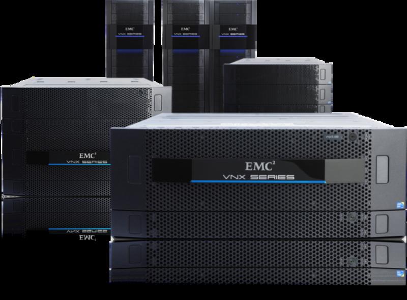 Emc Vnx 5100 5300 5500 5700 7500 San Family Cd Datahouse
