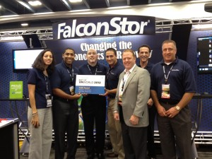FalconStor RecoverTrac 2.5 Named Best of VMworld 2012 Featured