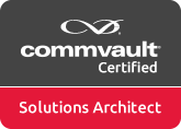 CommVault Certified Solutions Architect