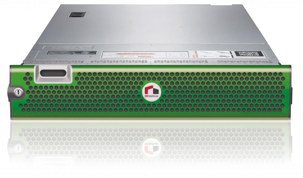 CD-DataHouse Backup Appliance DH36Ti - 36TB