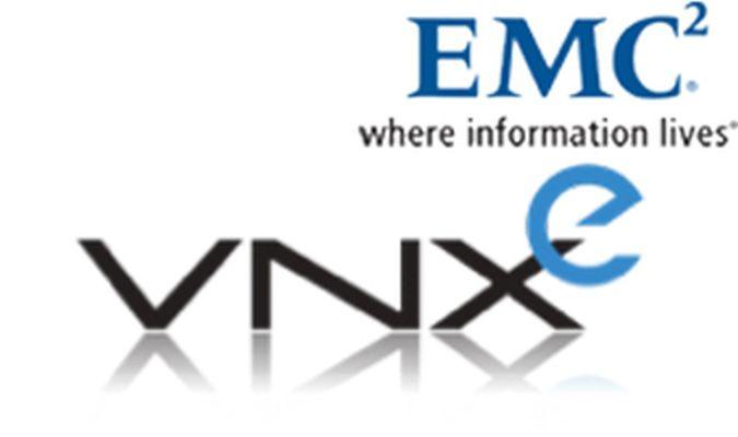 EMC VNXe3200 Logo 1