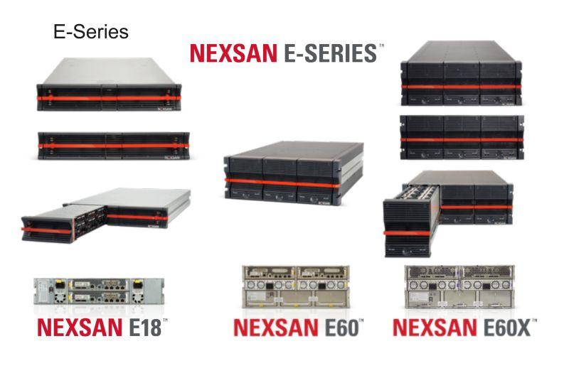 NexSan E-Series