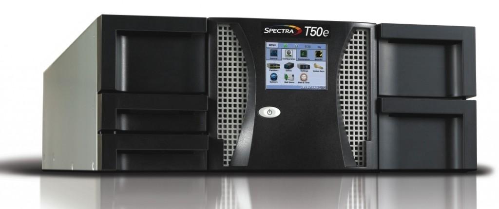SpectraLogic T50e