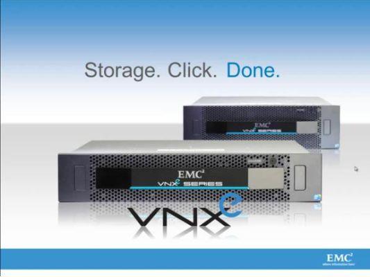 EMC VNXe3200 Logo 2