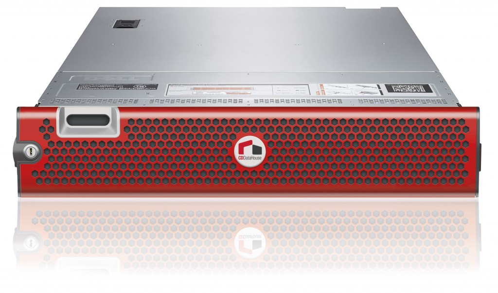 CD-DataHouse Backup Appliance DH24i - 24TB